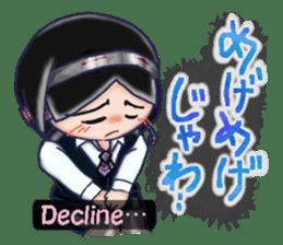 Okayama girls (International Edition) sticker #2395224
