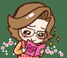 Super Mama sticker #2398185