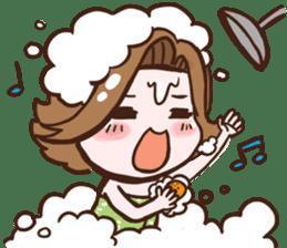 Super Mama sticker #2398207