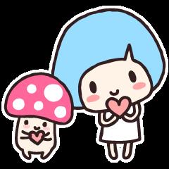 KINOKINOKO - Mushroom Girls -