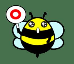 Honey Bee sticker #2408416