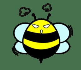 Honey Bee sticker #2408418