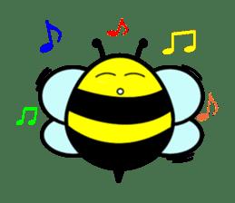 Honey Bee sticker #2408420