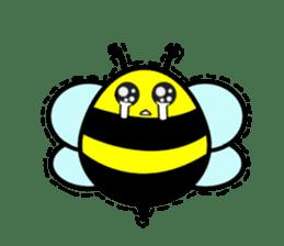 Honey Bee sticker #2408423