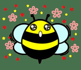 Honey Bee sticker #2408426
