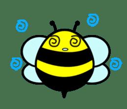 Honey Bee sticker #2408429