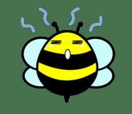 Honey Bee sticker #2408439