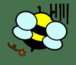 Honey Bee sticker #2408441