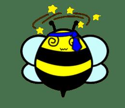 Honey Bee sticker #2408442