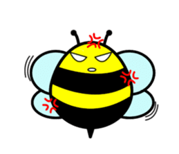 Honey Bee sticker #2408447