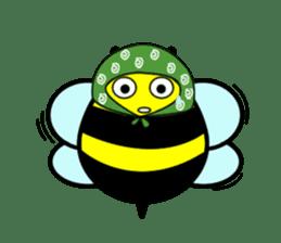 Honey Bee sticker #2408452