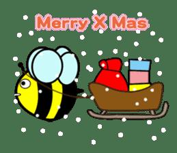 Honey Bee sticker #2408453