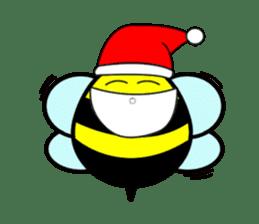 Honey Bee sticker #2408454