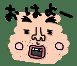 Ugly Taro sticker #2414817