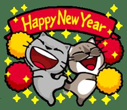 Meow Zhua Zhua - No.4-B - sticker #2416772