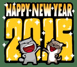 Meow Zhua Zhua - No.4-B - sticker #2416775