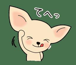 Talkative Smooth Coat Chihuahua PART2 sticker #2416877