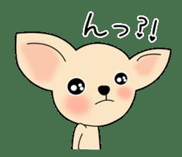 Talkative Smooth Coat Chihuahua PART2 sticker #2416886