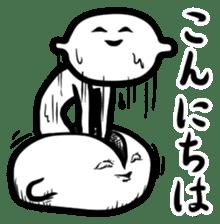 Daily marshmallow sticker #2421698