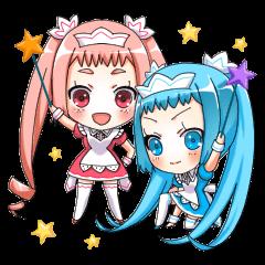 Magical Girl Twin Tales