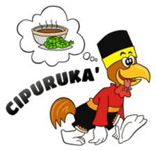 Daeng and Puang sticker #2424330