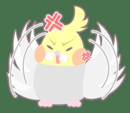 Everyday Cockatiel! sticker #2427057