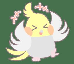 Everyday Cockatiel! sticker #2427066