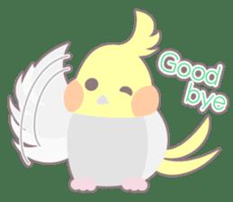 Everyday Cockatiel! sticker #2427082