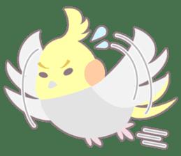 Everyday Cockatiel! sticker #2427084