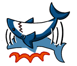 Daily Sharks sticker #2432858