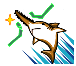 Daily Sharks sticker #2432865