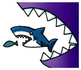Daily Sharks sticker #2432866
