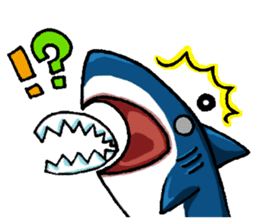 Daily Sharks sticker #2432867