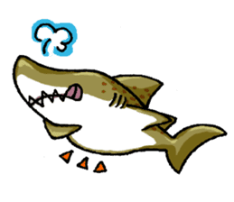 Daily Sharks sticker #2432868