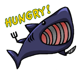 Daily Sharks sticker #2432875