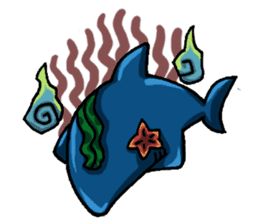 Daily Sharks sticker #2432876