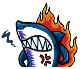 Daily Sharks sticker #2432878