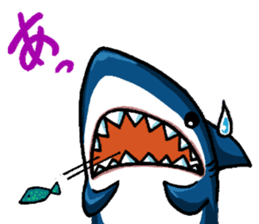 Daily Sharks sticker #2432880