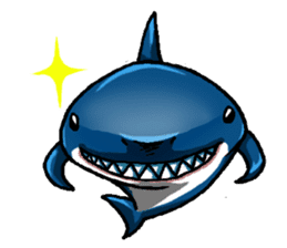 Daily Sharks sticker #2432881