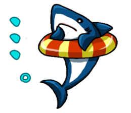Daily Sharks sticker #2432886