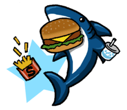 Daily Sharks sticker #2432890