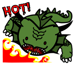 House of Monsters sticker #2447504