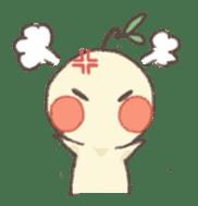 Me and flowerpot sticker #2448303
