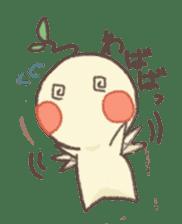 Me and flowerpot sticker #2448321