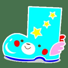 Rain boots Duke sticker #2452675