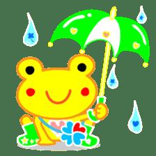 Rain boots Duke sticker #2452681