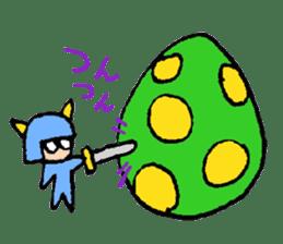 Baby dragon & Little hero sticker #2454531