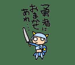 Baby dragon & Little hero sticker #2454563