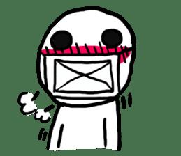 Mr.porker face sticker #2464960