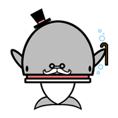 [okim]Blue whales grandfather 'goregore'